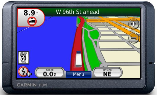 gps for trucks